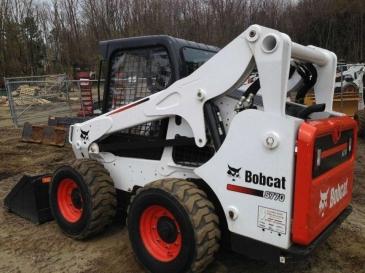 Мини-погрузчик Bobcat S770